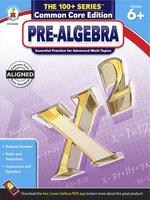 Pre-Algebra, Grades 6 - 8 - Carson-Dellosa Publishing