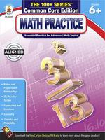 Math Practice, Grades 6 - 8 - Carson-Dellosa Publishing