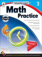 Math Practice, Grade 2 - Carson-Dellosa Publishing