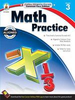 Math Practice, Grade 3 - Carson-Dellosa Publishing