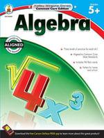 Algebra, Grades 5 - 12 - Carson-Dellosa Publishing