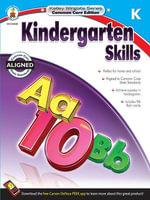 Kindergarten Skills - Carson-Dellosa Publishing