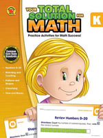 Your Total Solution for Math, Grade K - Brighter Child