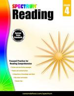 Spectrum Reading Workbook, Grade 4 - Spectrum