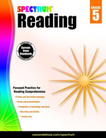 Spectrum Reading Workbook, Grade 5 - Spectrum
