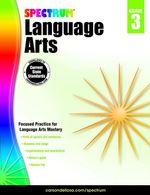 Spectrum Language Arts, Grade 3 - Spectrum