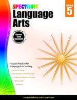 Spectrum Language Arts, Grade 5 - Spectrum