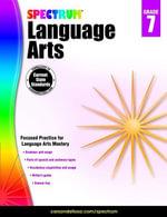 Spectrum Language Arts, Grade 7 - Spectrum