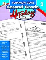 Common Core Second Grade 4 Today : Daily Skill Practice - Carson-Dellosa Publishing