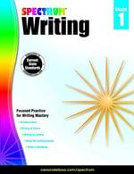 Spectrum Writing, Grade 1 - Spectrum