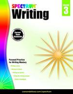 Spectrum Writing, Grade 3 - Spectrum