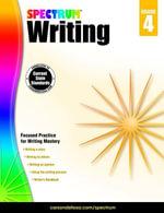 Spectrum Writing, Grade 4 - Spectrum