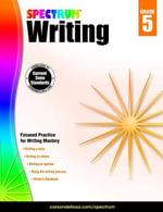 Spectrum Writing, Grade 5 - Spectrum