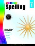 Spectrum Spelling, Grade 1 - Spectrum