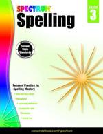 Spectrum Spelling, Grade 3 - Spectrum