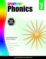 Spectrum Phonics, Grade 2 - Spectrum