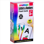 Letters & Numbers Flash Cards : Spectrum Flash Cards - Spectrum