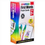 First Words Flash Cards : Spectrum Flash Cards - Spectrum