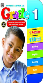 Complete Book of Grade 1 - Thinking Kids
