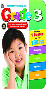 Complete Book of Grade 3 - Thinking Kids
