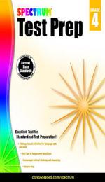 Spectrum Test Prep, Grade 4 - Spectrum