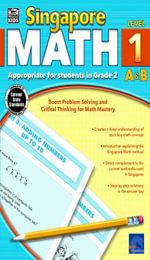Singapore Math, Grade 2 - Thinking Kids