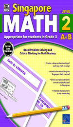 Singapore Math, Grade 3 - Thinking Kids