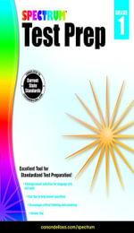 Spectrum Test Prep, Grade 1 - Spectrum