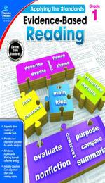 Evidence-Based Reading, Grade 1 - Carson-Dellosa Publishing