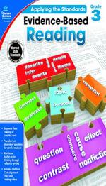 Evidence-Based Reading, Grade 3 - Carson-Dellosa Publishing