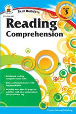 Reading Comprehension, Grade 3 - Carson-Dellosa Publishing