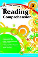 Reading Comprehension, Grade 4 - Carson-Dellosa Publishing