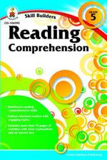 Reading Comprehension, Grade 5 - Carson-Dellosa Publishing