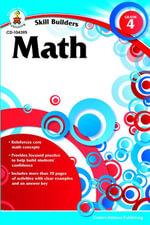 Math, Grade 4 - Carson-Dellosa Publishing