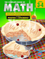 Complete Book of Math, Grades 3 - 4 - American Education Publishing