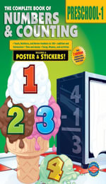 Complete Book of Numbers & Counting, Grades Preschool - 1 - American Education Publishing
