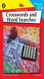 Crosswords and Wordsearches, Grades 2 - 4 - Barbara Glickstein