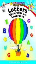 Letters : Uppercase and Lowercase, Grades PK - K - Carson-Dellosa Publishing