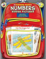 Numbers Hidden Pictures, Grades PK - 1 - Frank Schaffer Publications