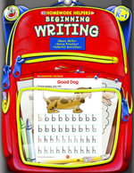 Beginning Writing, Grades PK - 1 - Frank Schaffer Publications