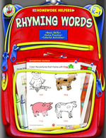 Rhyming Words, Grades PK - 1 - Frank Schaffer Publications