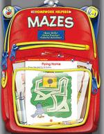 Mazes, Grades PK - 1 - Frank Schaffer Publications
