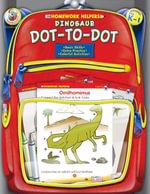 Dinosaur Dot-to-Dot, Grades PK - 1 - Frank Schaffer Publications