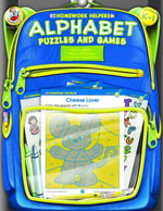 Alphabet Puzzles and Games, Grades K - 1 - Frank Schaffer Publications