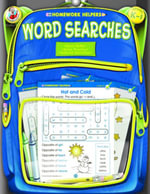 Word Searches, Grades K - 1 - Frank Schaffer Publications