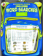 Challenge Word Searches, Grades K - 1 - Frank Schaffer Publications