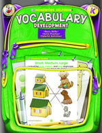 Vocabulary Development, Grade K - Frank Schaffer Publications