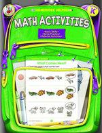 Math Activities, Grade K - Frank Schaffer Publications