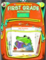 First Grade Activities Homework Helper - Frank Schaffer Publications