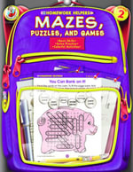 Mazes, Puzzles, and Games, Grade 2 - Frank Schaffer Publications